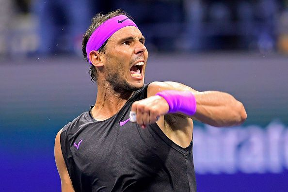 2019 US Open - Rafael Nadal