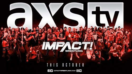 Impact Wrestling has a new home