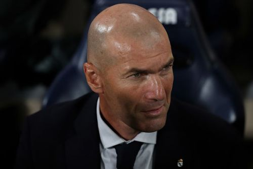 Zidane is in his 2nd stint as Real coach.
