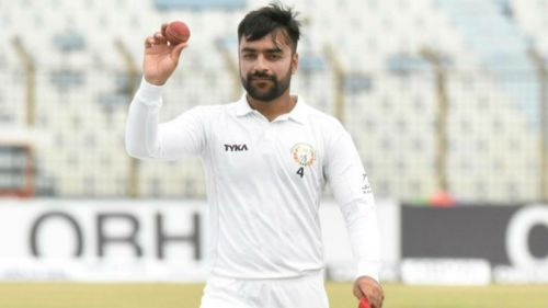 Rashid Khan became the youngest Test captain to achieve this unique feat