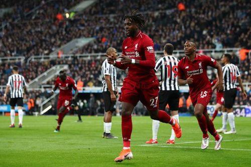 Newcastle United v Liverpool FC - Premier League
