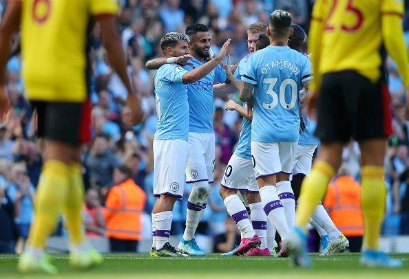 los angeles e2479 9d8a7 Premier League 2019/20: Bernardo Silva hat-trick guides ...