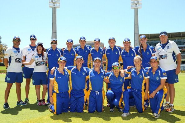 ACT Meteors Cricket Team