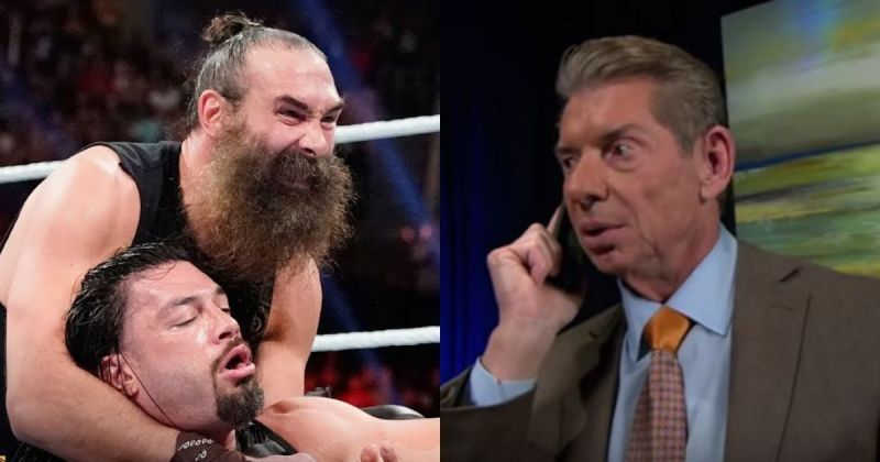 Vince McMahon reportedly had no interest in using Luke Harper