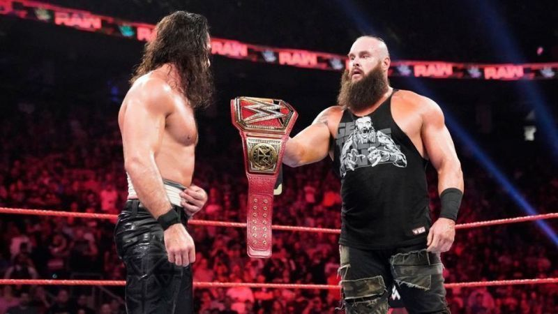 Braun Strowman saved Seth Rollins from AJ Styles and company on Raw
