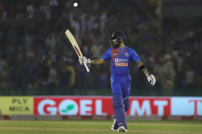 Virat Kohli was impressive(yet again) in the second T20I against South Africa
