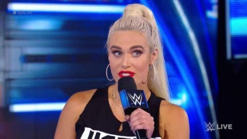 Lana could be returning to WWE in the near future