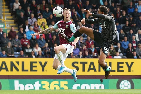Ashley Barnes had a difficult outing against the Reds.
