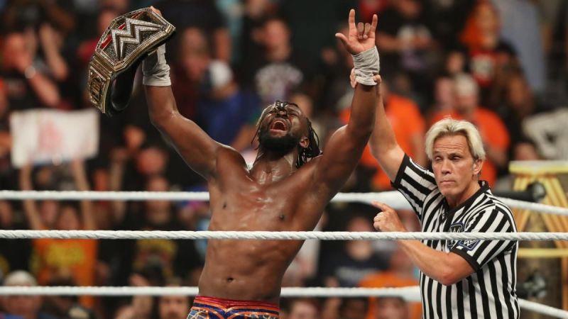 कोफी ने क्लैश ऑफ चैंपियंस में रैंडी ऑर्टन को हराया