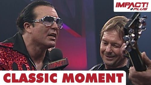 A number of WWE Hall of Famers and Superstars of the past have played a role in IMPACT or TNA Wrestling
