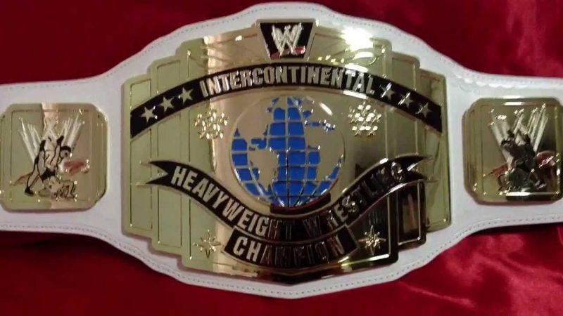 WWE का एक बड़ा टाइटल है इंटरकॉन्टिनेंटल चैंपियनशिप
