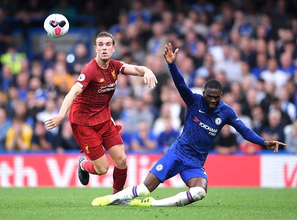 Tomori relished the battle against Liverpool and passed with flying colours