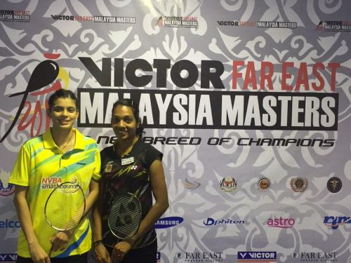 Aparna Balan and Prajakta Sawant will fly the Indian flag in women's doubles