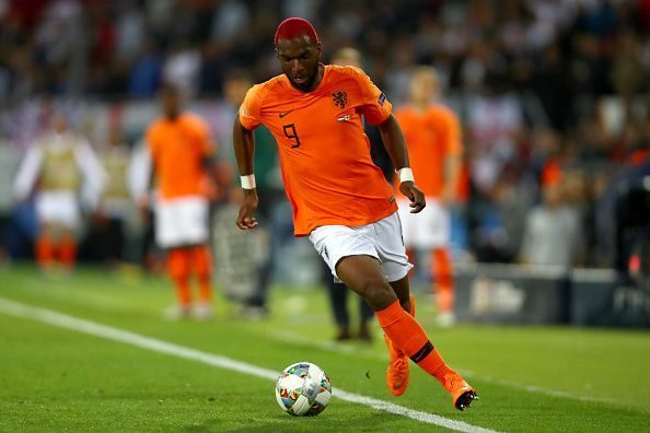 The lack of a striker in this team has prompted Ronald Koeman to deploy Ryan Babel up front