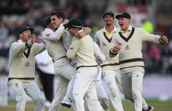 जीत से 8 विकेट दूर ऑस्ट्रेलिया