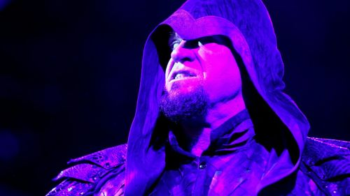 One Hall of Famer had to go groveling to The Undertaker
