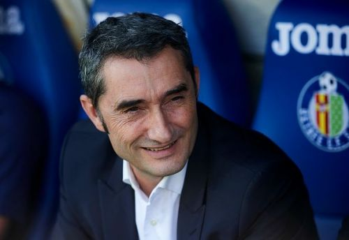 Ernesto Valverde's men finally kept a clean sheet in LaLiga
