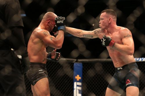 Both Colby Covington and Robbie Lawler train under the ATT banner