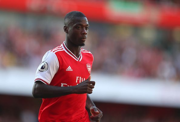 Ivory Coast officials claim that Nicolas Pepe reported in an injured state for the national duty.