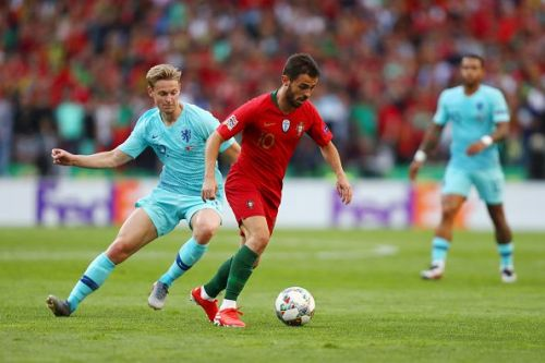 Bernardo Silva ended the night with two assists