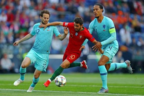 Portugal will be looking to build on their UEFA Nations League triumph