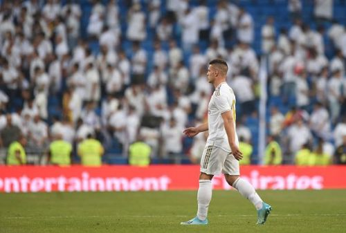 Jovic has endured a tough start at Real Madrid but he could be crucial for Serbia on Saturday