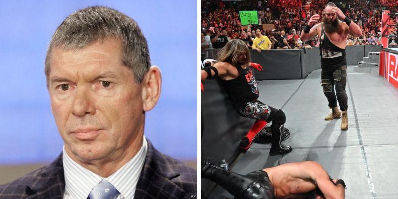 Vince McMahon won