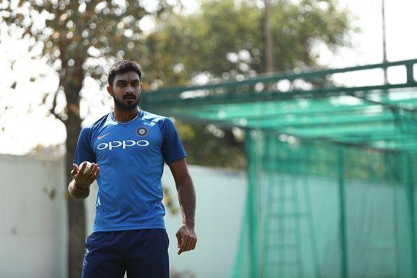 Vijay Shankar is a part of both the squads