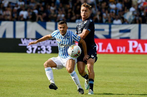 Di Francesco already has two goals for SPAL this season