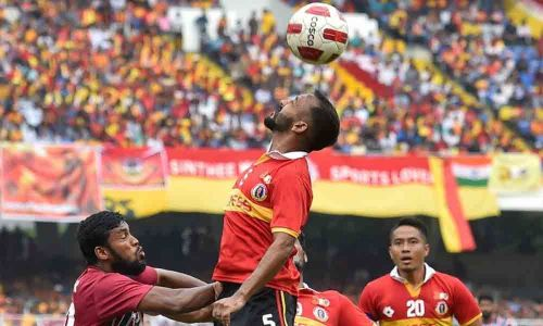 East Bengal had a dissapointing 'Kolkata Derby' last weekend