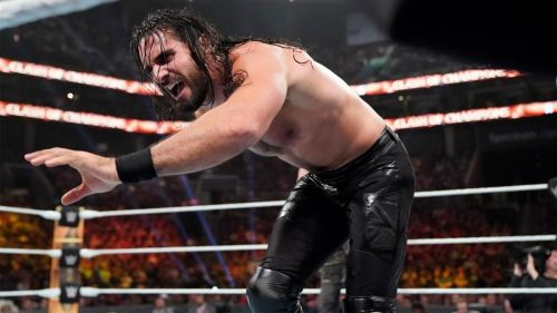 Seth Rollins stood tall...until the end