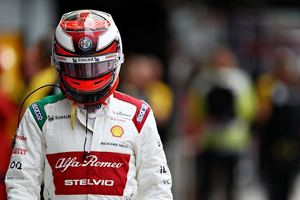 F1 Grand Prix of Italy - Bwoah!!