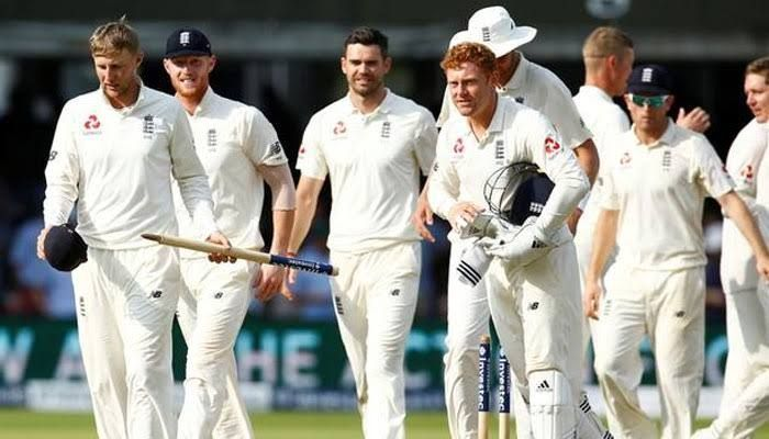 इंग्लैंड टीम