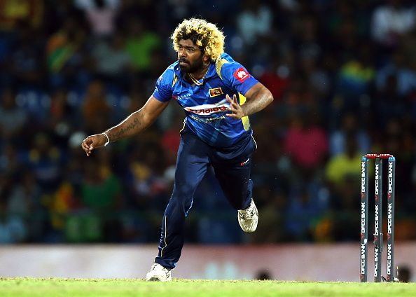 Lasith Malinga is no stranger to hat-tricks on the international stage.