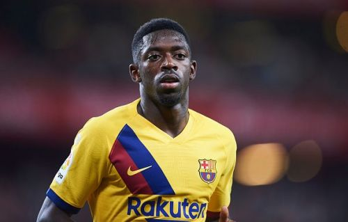 Dembele blatantly rejected any possibility of getting involved in a swap deal