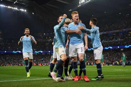 After last season's disappointing exit at the hands of Tottenham, Manchester City will be back with a vengeance this season