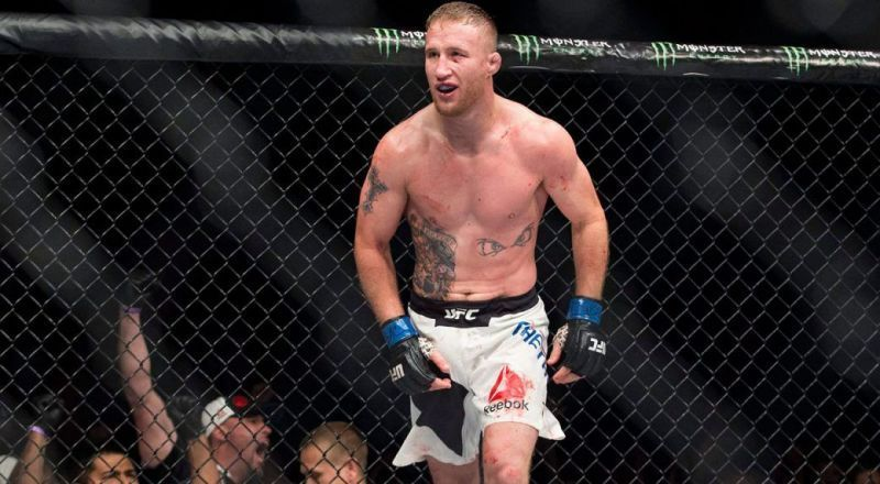 Justin Gaethje faces Donald Cerrone in what could be a great fight this weekend
