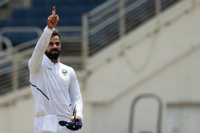 विराट कोहली बने भारत के सबसे सफल टेस्ट कप्तान