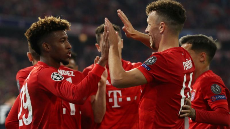 Bayern beat Red Star Belgrade 3-0