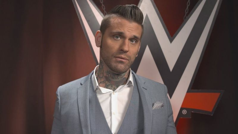 Corey Graves currently commentates on Raw and SmackDown