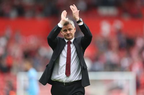 Ole Gunnar Solskjaer is overseeing Manchester United's phase of transition.