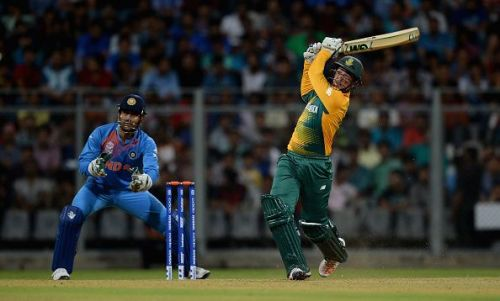 Quinton de Kock will lead the Proteas in this T20I series.