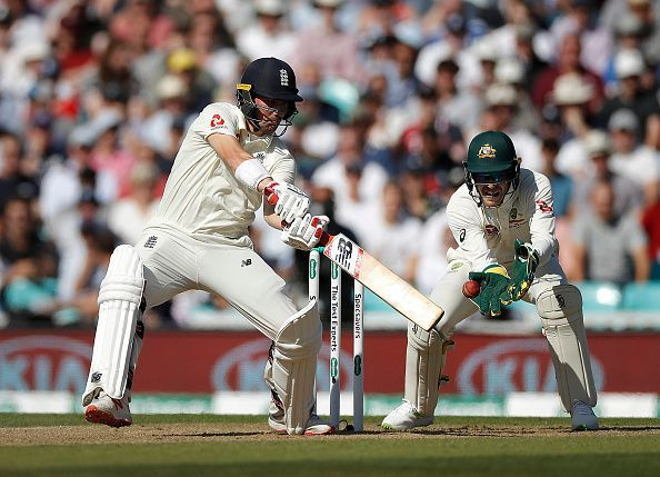 Rory Burns had a great Ashes.