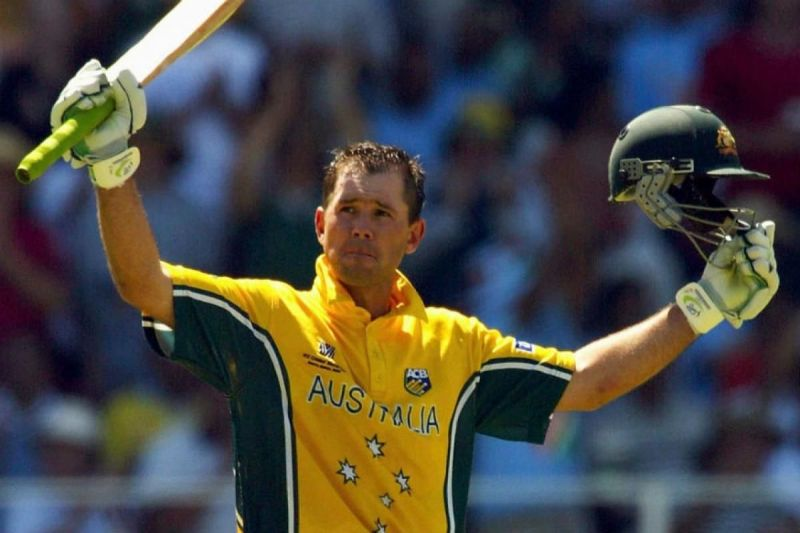 Ricky Ponting has scored 22 hundreds as the captain of Australia.