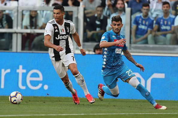 Juventus and Napoli have a long-standing rivalry.