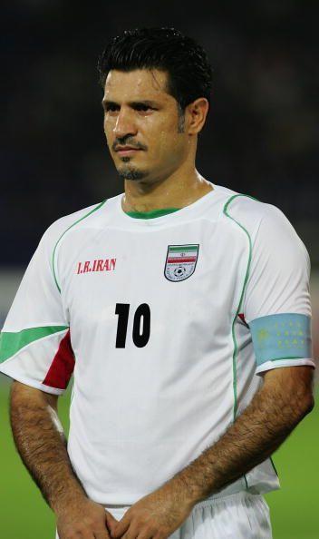 Ali Daei.