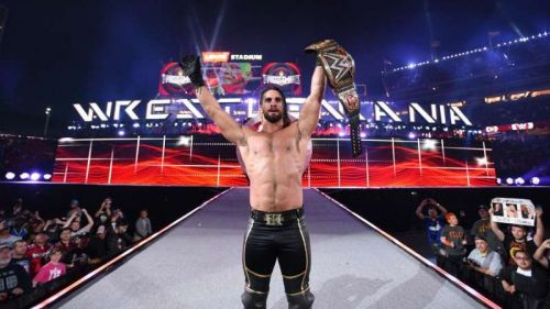 WWE चैंपियन सैथ रॉलिंस