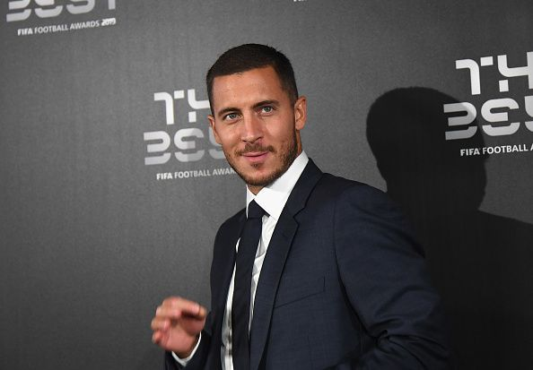 Eden Hazard made the cut for his inspiring performances with Chelsea