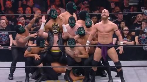 Image result for aew the dark order