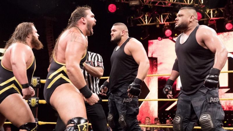 Will two of NXT